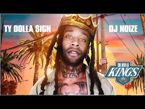 DJ Noize x Ty Dolla Sign - The New LA Kings | Best of Hip Hop R&B Dancehall | Urban Club Mix 2017