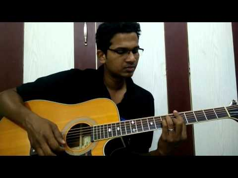 How to play | Onnum Puriyala | D Imman| Isaac Thayil | kumki | Guitar intro | prabhu Solomon |