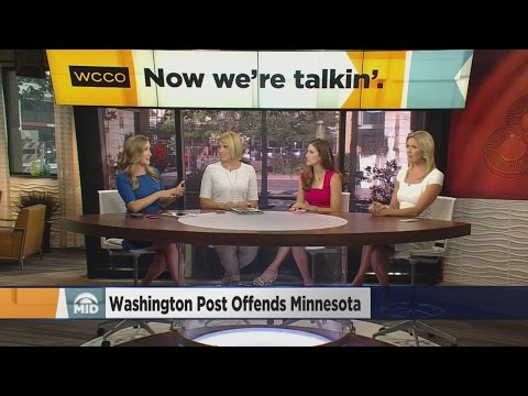 Panel Discussion: Washington Post Bashes MN's Red Lake County