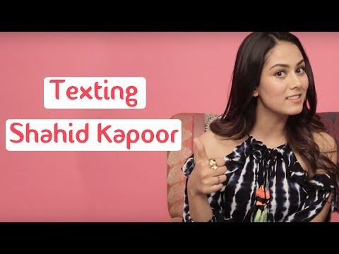 What's On Mira Rajput's Phone | MissMalini Game | MissMalini