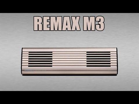 Unboxing Remax M3 (Difuzor Bluetooth)
