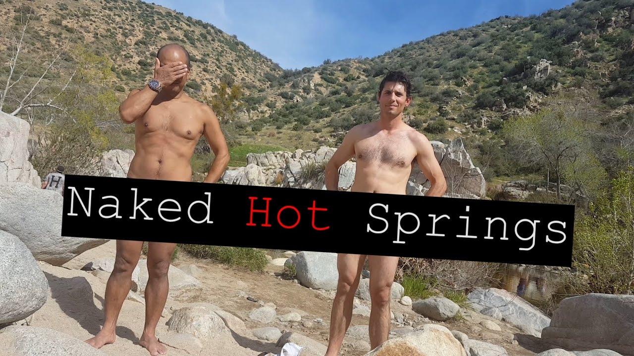 Women nude desert hiking share your