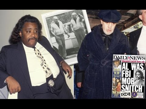 Porkins Policy Radio episode 66 Al Sharpton: FBI Informant