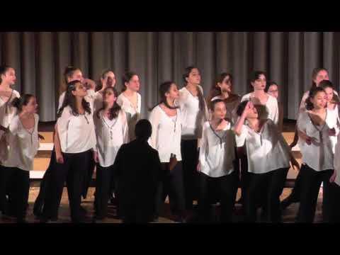 Mädchenchor BAT-KOL / Israel: Hakol Zahav / EJCF Basel 2018
