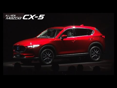 All-New Mazda CX-5 Media Launch in Japan/新型「マツダ CX-5」発表会