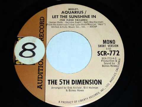 Fifth Dimension Aquarius