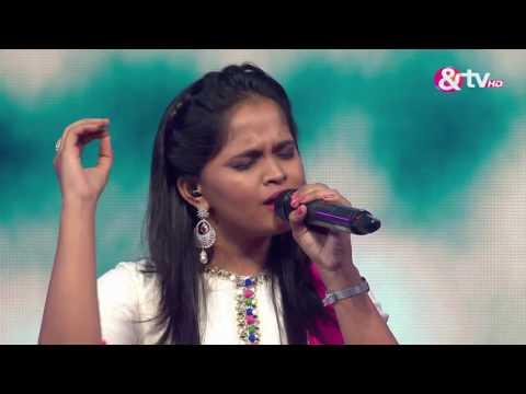Parakhjeet and Sharayu - Ajhuna Aaye Baalamwa | Battle Round | The Voice India 2