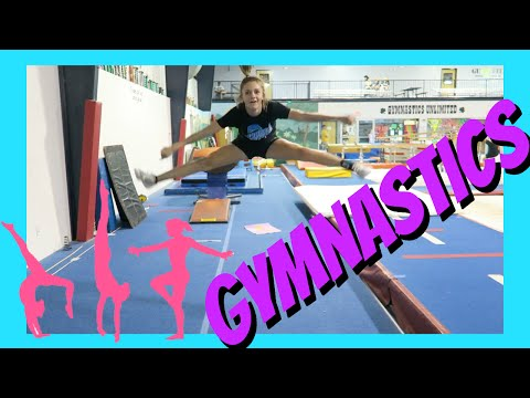 🌪TORNADO WARNING DURING GYMNASTICS!🌪 | Emma & Ellie
