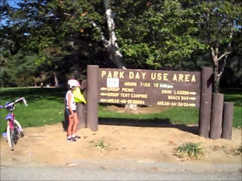 Camping At Yucaipa Regional Park Youtube