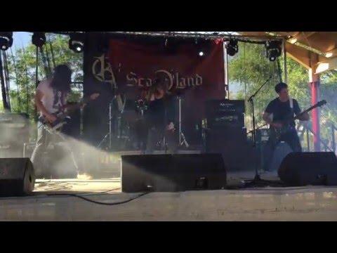 Dalian - Porque Te Vas LIVE @ Amokafre Rock