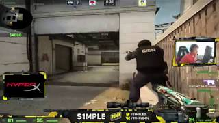 THE BEST OF S1MPLE TWITCH MOMENTS 20 MOST VIEWED CSGO CLIPS