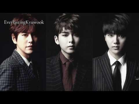 Super Junior K.R.Y. - 愛, 태우다 Shadowless (KOR/ENG Lyric Video)