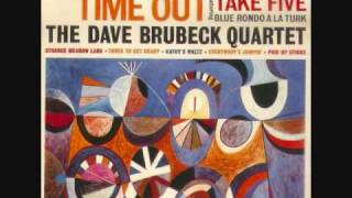 The Dave Brubeck Quartet - Strange Meadow Lark