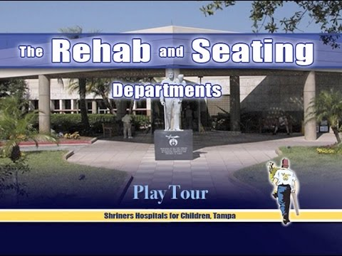 Shriners: Rehab and Seating Department Tours