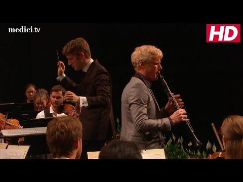 Joshua Weilerstein, with Martin Fröst - Artie Shaw: Concerto for Clarinet