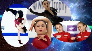 Забыли Рика Кихира Каори Сакамото и Сатоко Мияхара конкурентки российским фигуристкам на чм