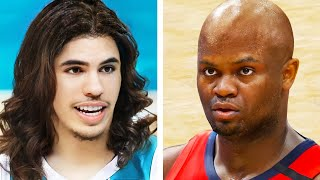 WORST Haircuts in NBA History..