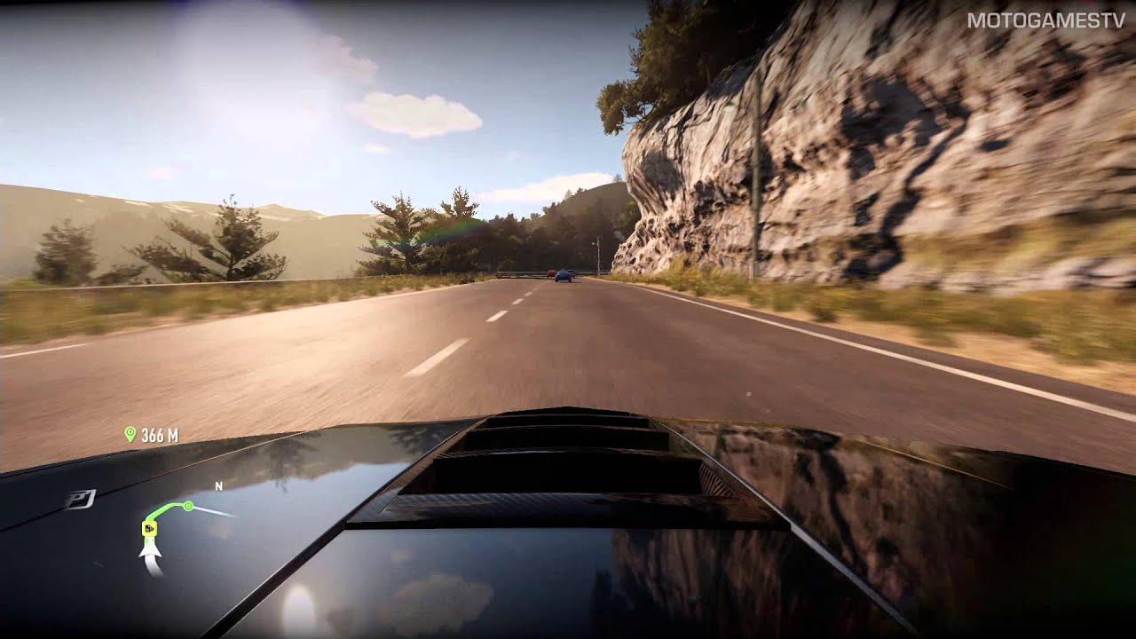 Forza horizon 2 2015 chevrolet camaro z 28 gameplay