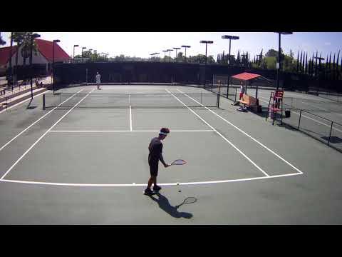 Borcutti San Diego Match 1 Part 2