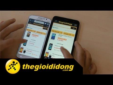 Mua Lumia 1320 Hay Thêm Chút đỉnh Sắm Grand 2 ? | Thegioididong.com