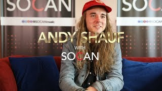 Andy Shauf with SOCAN
