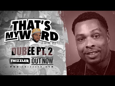 That's My Word || Dubee on the night Mac Dre died, beef in Vallejo, the war on drugs & more