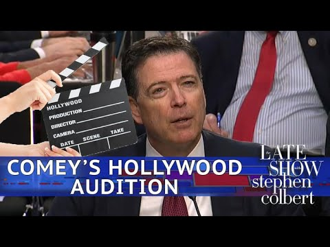 Comey Goes 'Hollywood' According To Hannity