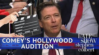 Comey Goes 'Hollywood' (According To Hannity) thumbnail