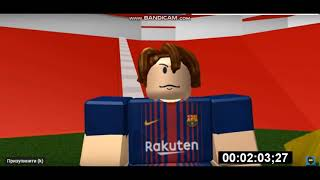 Barcelona vs Real Madrid - ROBLOX ( Beliver )