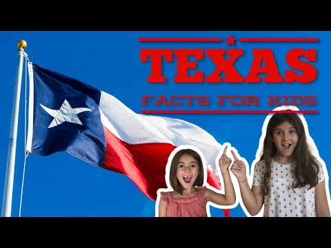 facts-about-texas-for-kids-|-geography-educational-video
