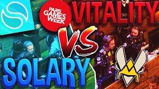 SOLARY vs VITALITY qu'elle est la meilleur TEAM PRO ?? [ BEST OF PGW Fortnite ]