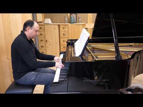 JS Bach Partitas N°2 rondo   Florian Damour   piano