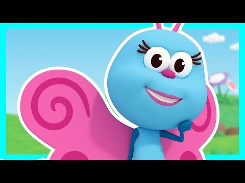 Ti-Ti, The Butterfly - Kids Songs & Nursery Rhymes
