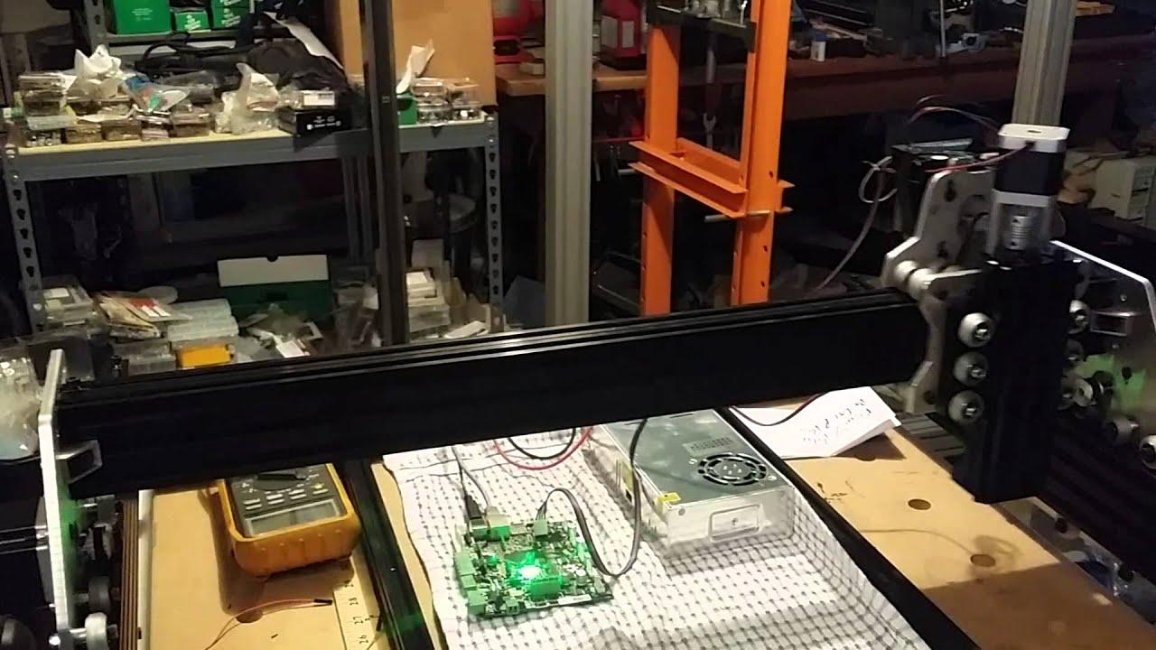 Project | OX CNC | Hackaday io