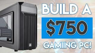 insane 750 gaming pc build 2017 kaby lake i5 rx 480
