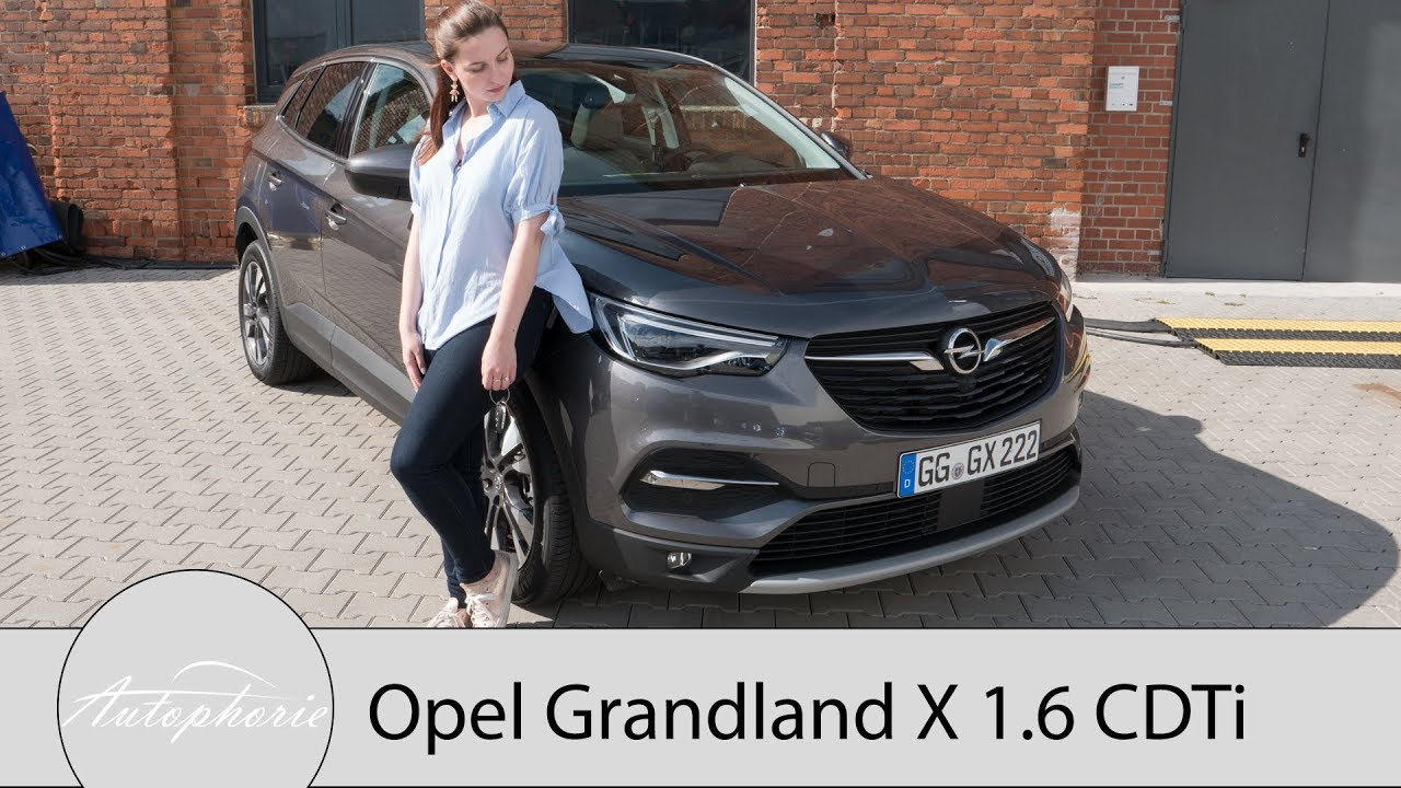 opel grandland x 1 6 cdti fahrbericht der 360 grad check des gr ten opel suv autophorie. Black Bedroom Furniture Sets. Home Design Ideas