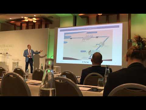 Dr. Basel Abusharkh ChlorAlkali Conference Presentation- Antwerp 2017