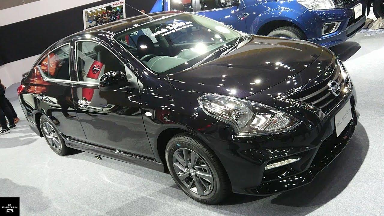 Download พาชม 2018 Nissan Almera 1.2 V Sportech ภายนอก ภายใน