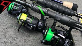 Piscifun Venom Spinning Fishing Reel - New Release in 2017- Innovative Design