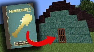 The CORRECT Way t๐ BUILD in Minecraft (According to Mojang)