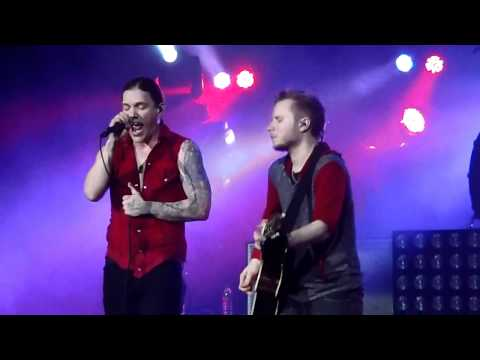 Shinedown - Unity (Live Acoustic in Tampa, FL) 04-28-2012