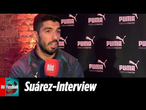Barca-Star Suárez über Bayern-Liverpool-Kracher | BILD-Interview
