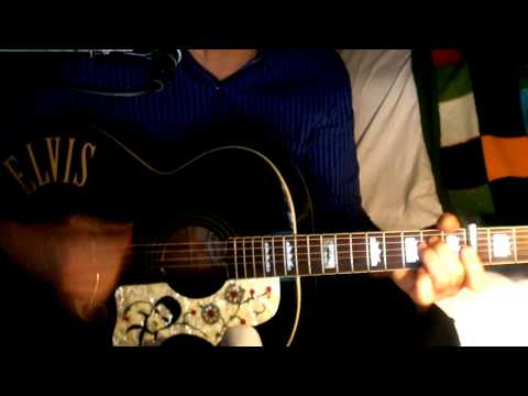 Come Share The Wine Griechischer Wein ~ Udo Jürgens Al Martino ~ Acoustic Cover w/ Epiphone EJ-200E