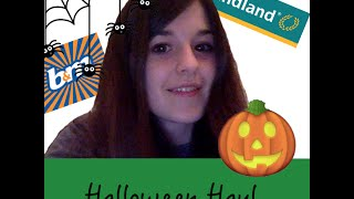 poundland b and cex halloween haul 2016