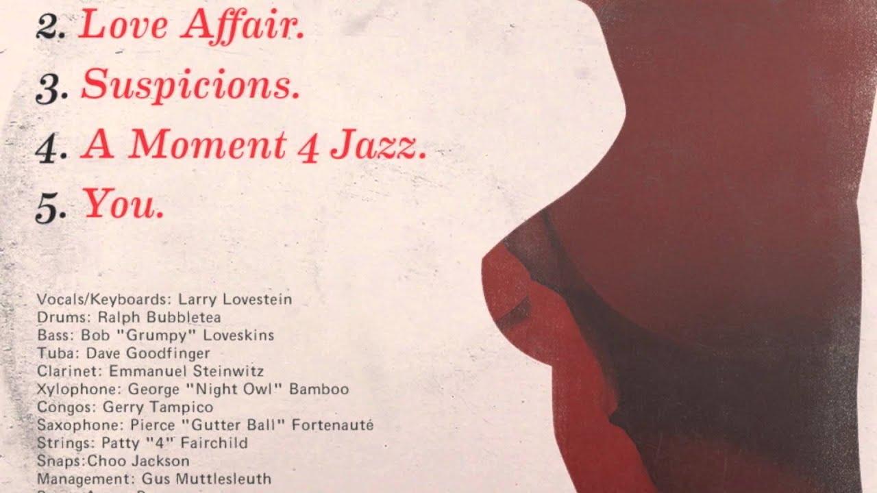 Larry Lovestein - Love Affair