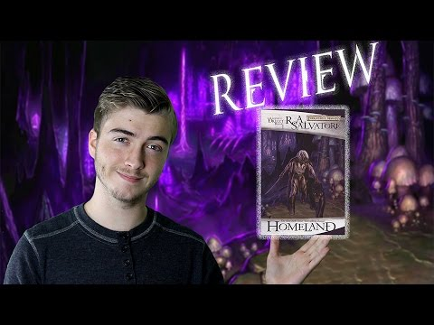 HOMELAND by R.A. Salvatore | Review
