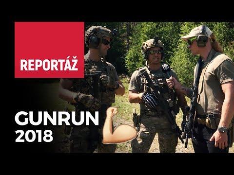 Skúsil som jedny z najťažších pretekov na Slovensku! 🔫 (Gunrun 2018)