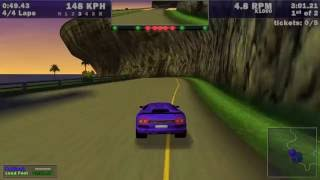 Need For Speed III - Hot Pursuit - Hot Pursuit: Aquatica (1998) (WINDOWS)