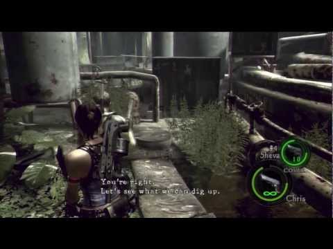Resident Evil 5 - They Belong in a Museum Trophy Guide