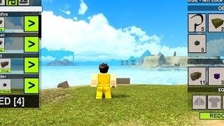 BOOGA BOOGA NEW SURVIVAL GAME IN THE AMAZING ROBLOX